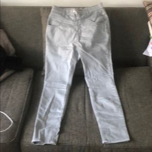 BDG Jeans-grey/blue wash